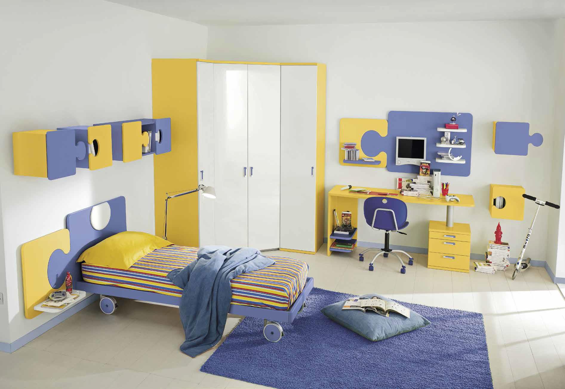 Camerette - mobili per la cameretta - lettini - Centro Mobili