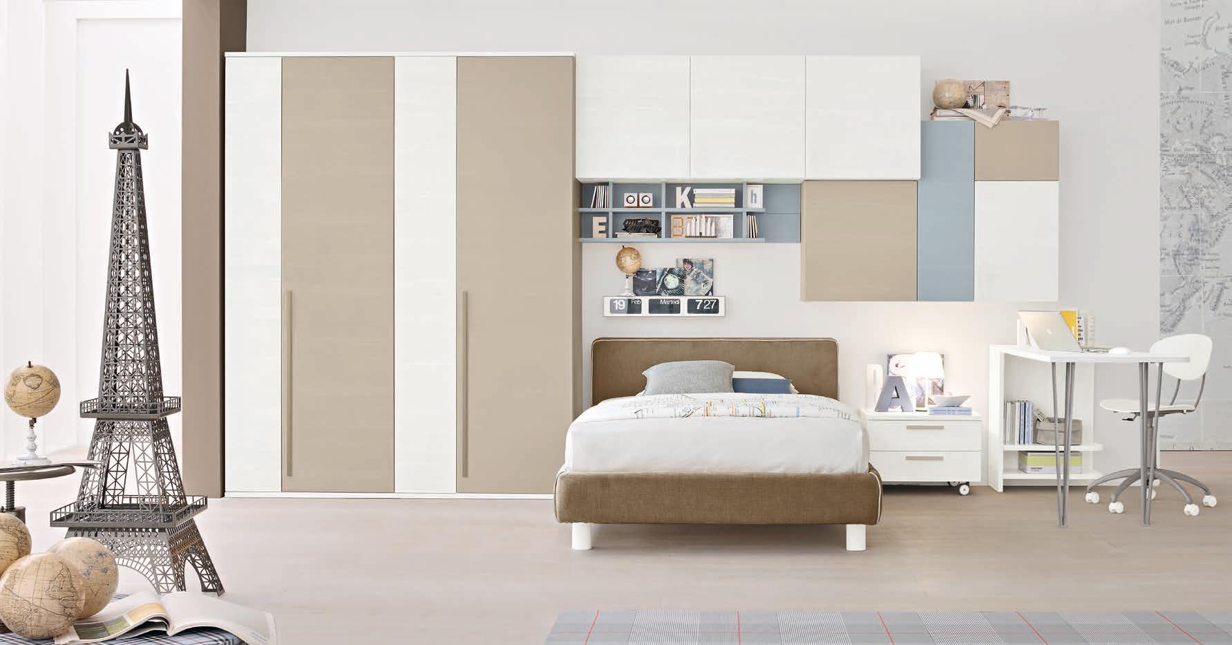Camerette mobili per la cameretta lettini centro mobili - Mobili per bambini design ...
