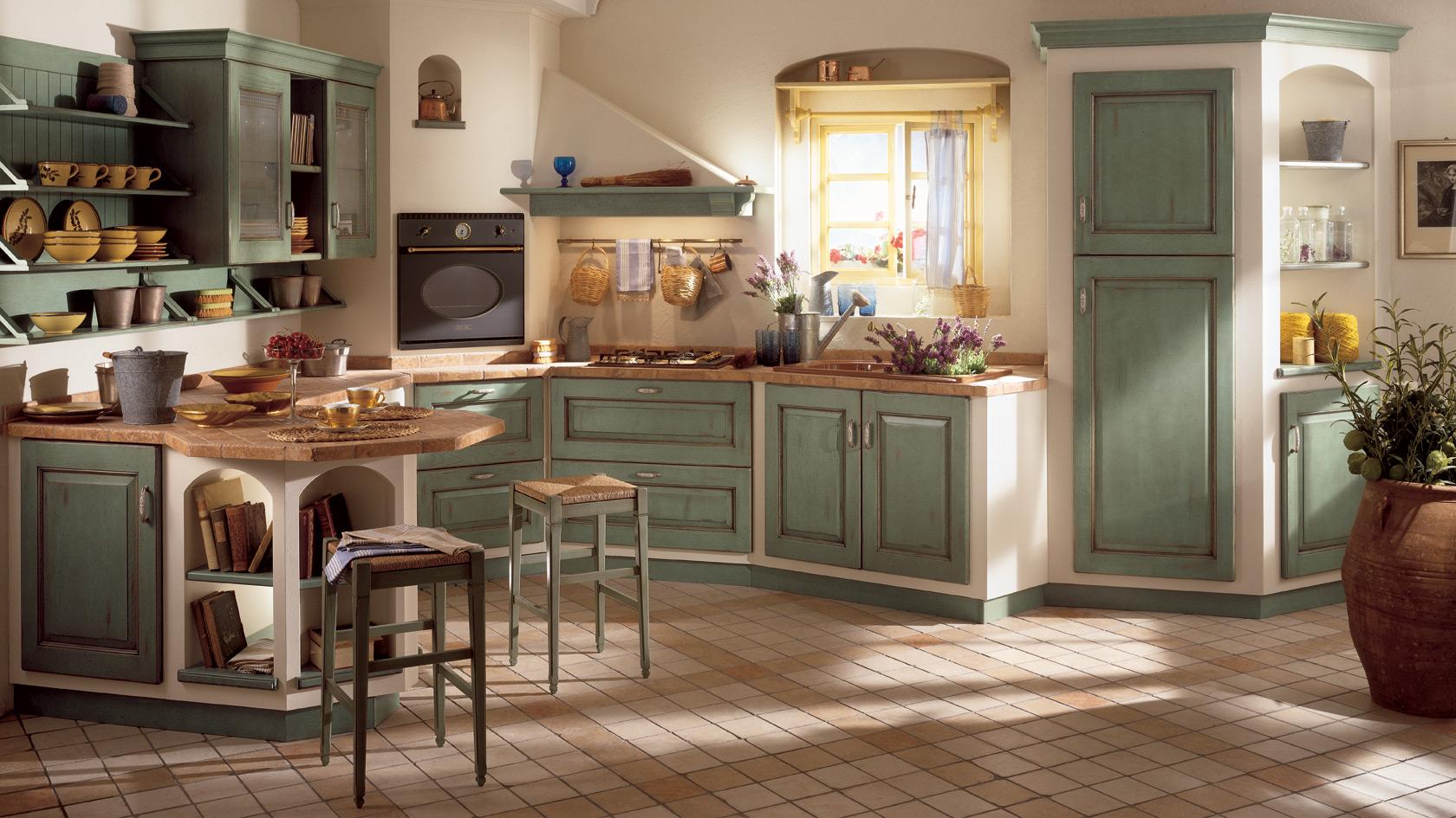 Cucine Classiche Scavolini Centro Mobili #956C36 1680 945 Forma Cucine E Veneta Cucine