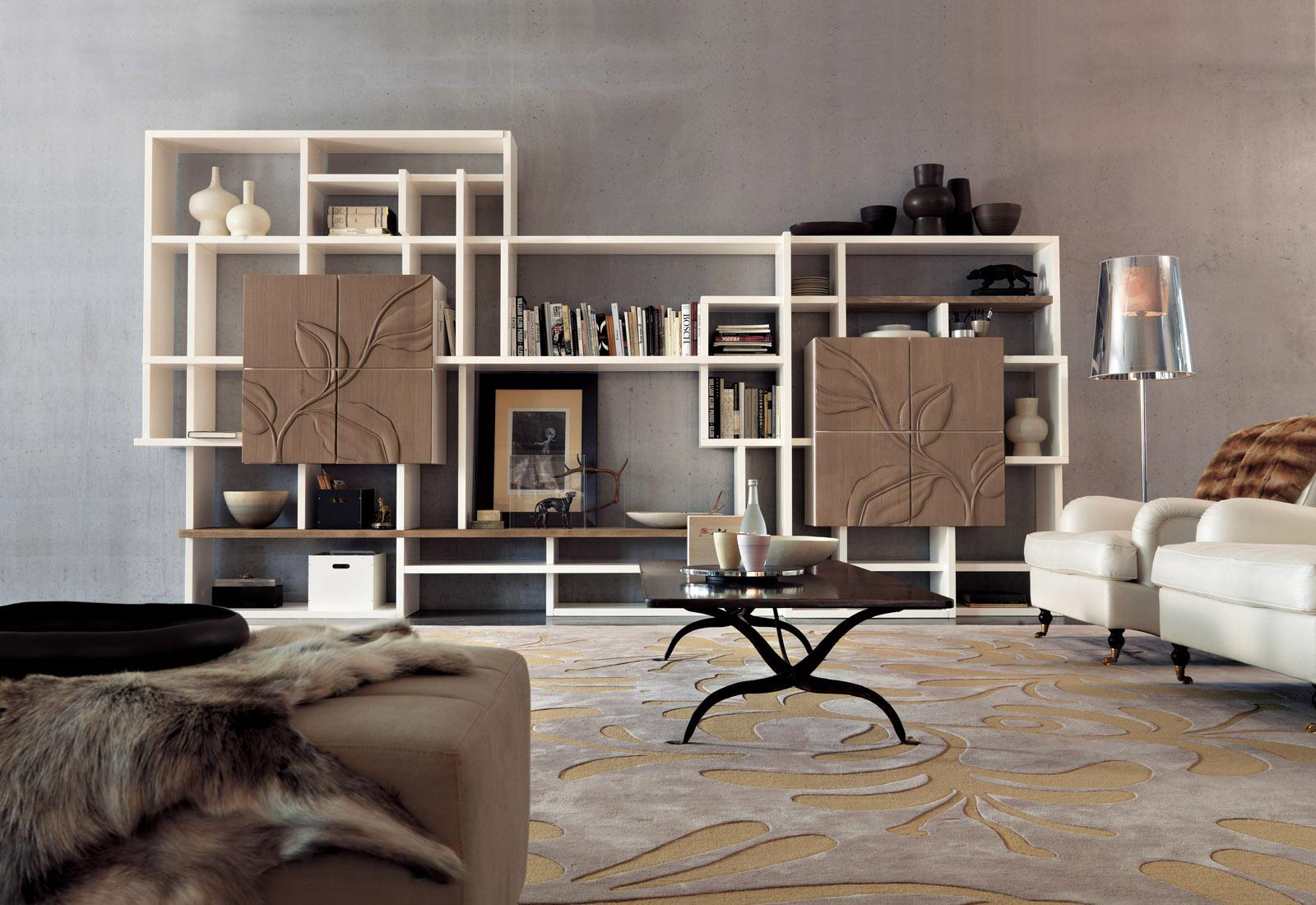 Pareti Attrezzate Moderne Paoletti Arredamenti Frascati Pictures to ...
