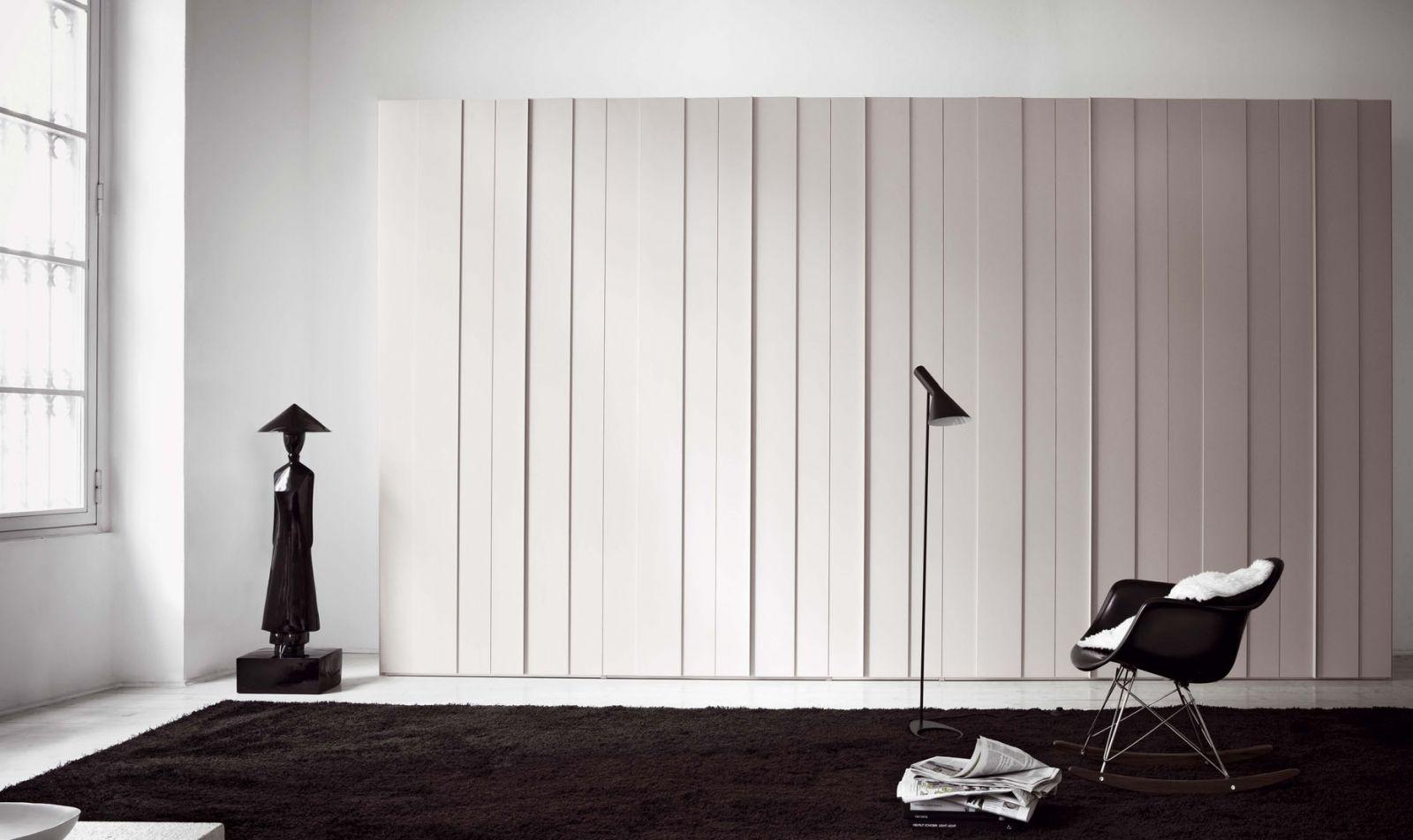 Anta armadio battente maniglia integrata lexia : Armadi su misura quattro stagioni centro mobili