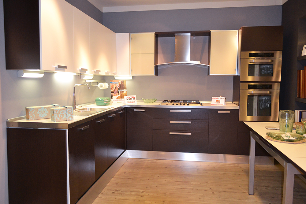 cucina scavolini mood in promozione al 40 centro mobili. cucina ...