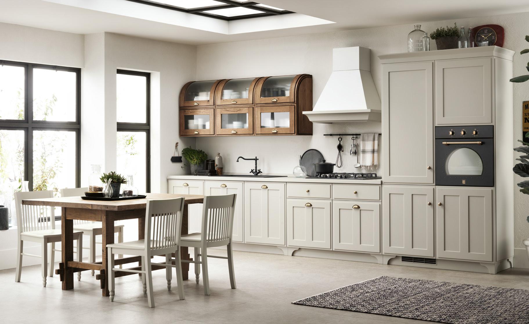 Favilla cucina scavolini centro mobili - Mensole per cucine ...