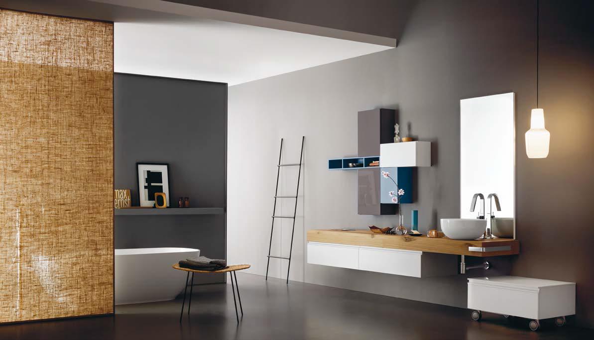 Arredo bagno mobili bagno centro mobili godiasco for Composizioni bagno economiche