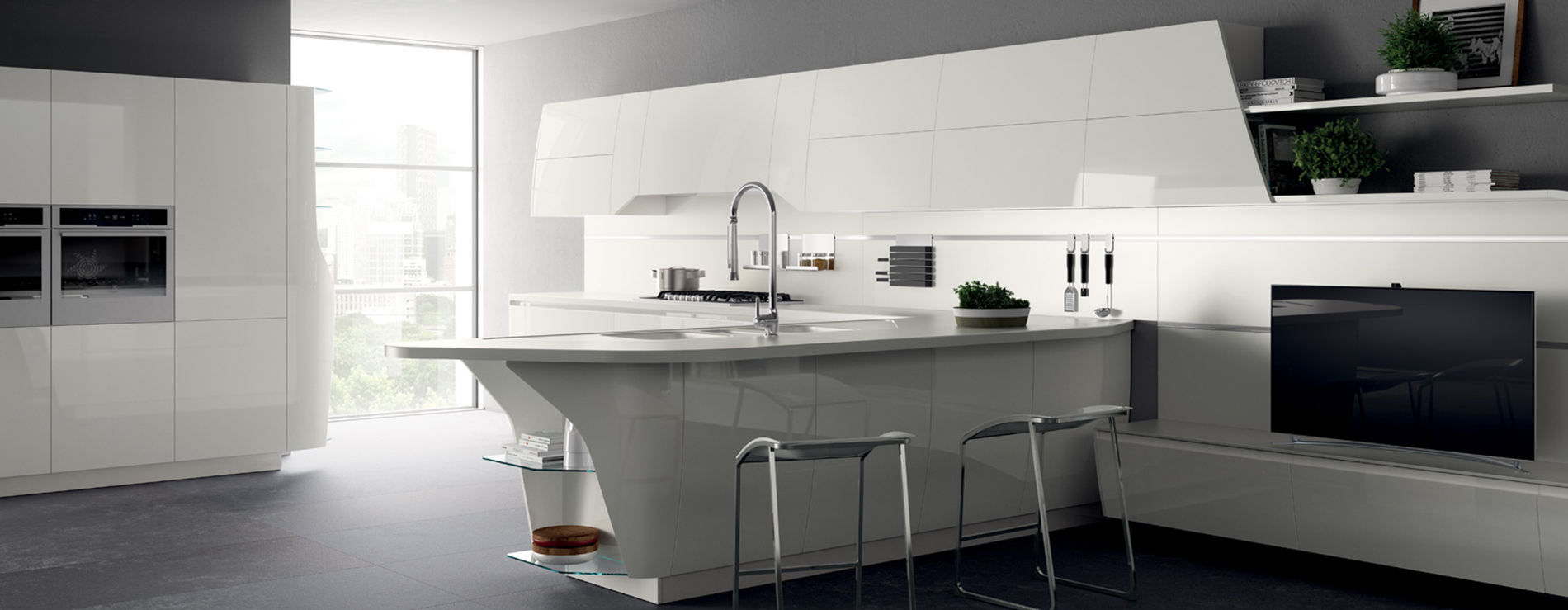 Cucina Di Design Flux : cucina flux swing home catalogo mondo ...