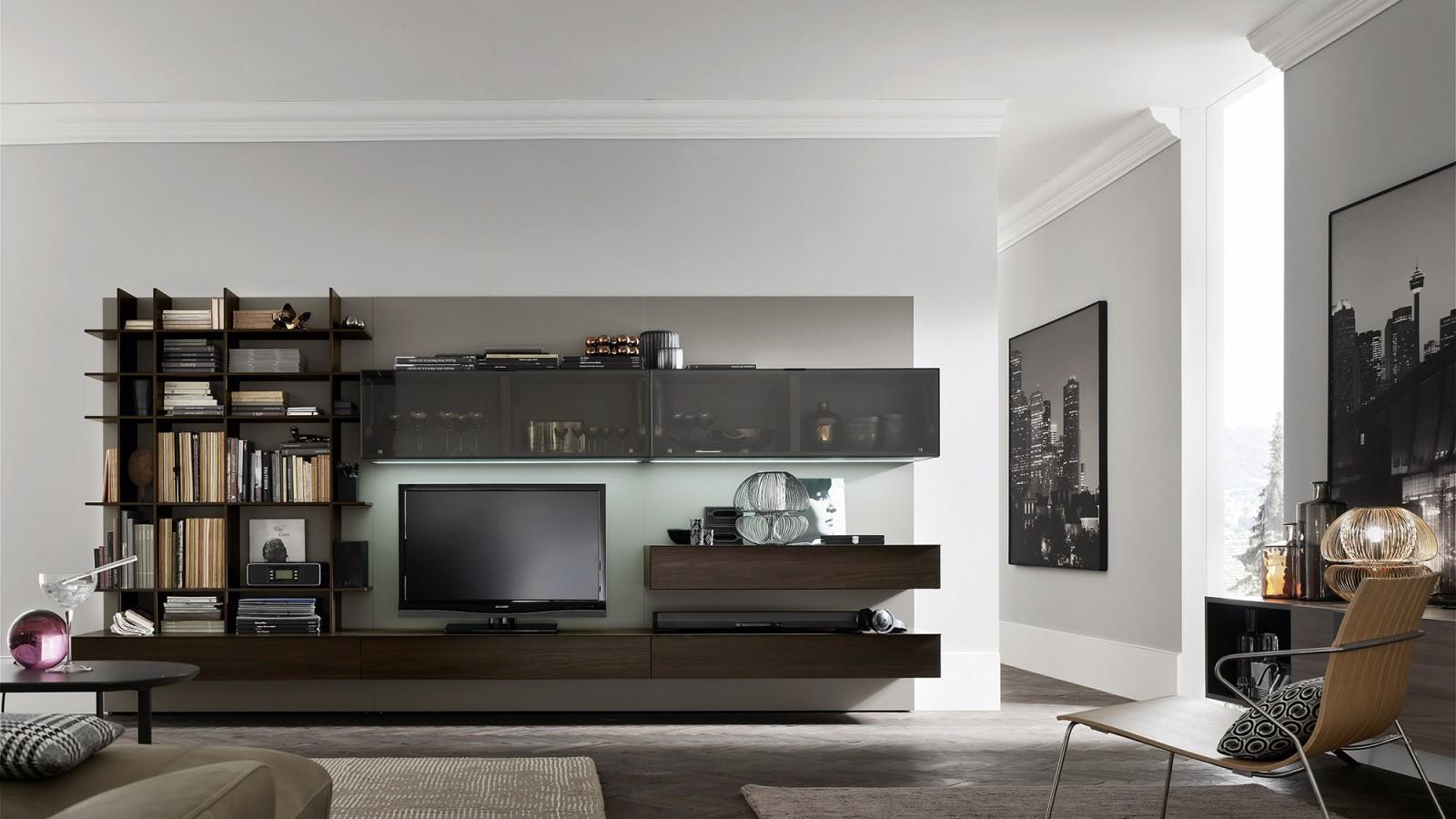 librerie mobili soggiorno centro mobili godiasco