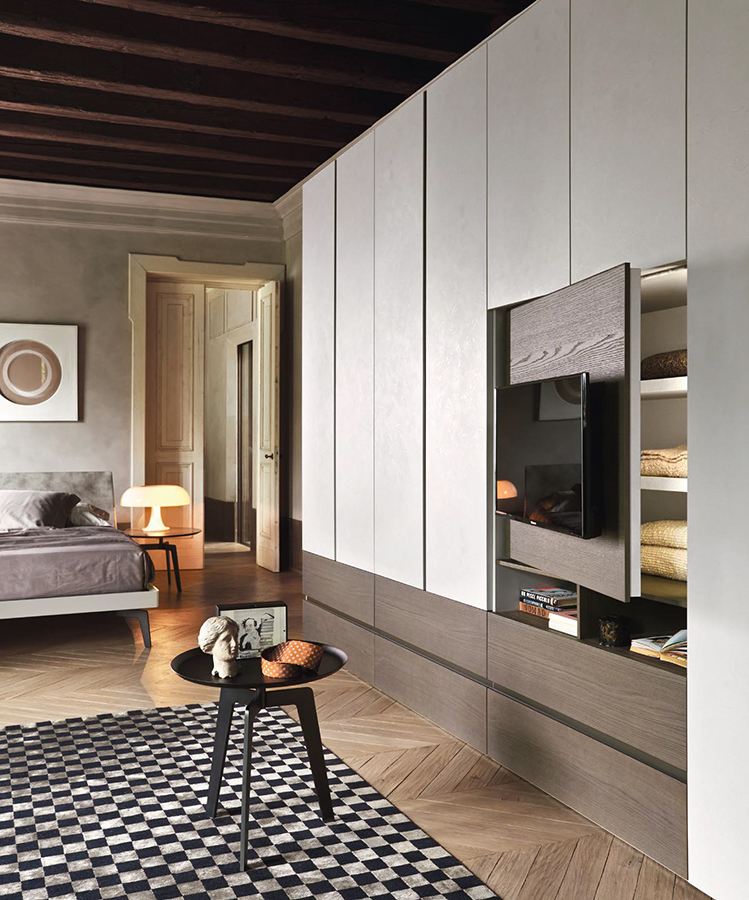 Armadio odeon san giacomo centro mobili godiasco for Camere da letto moderne san giacomo