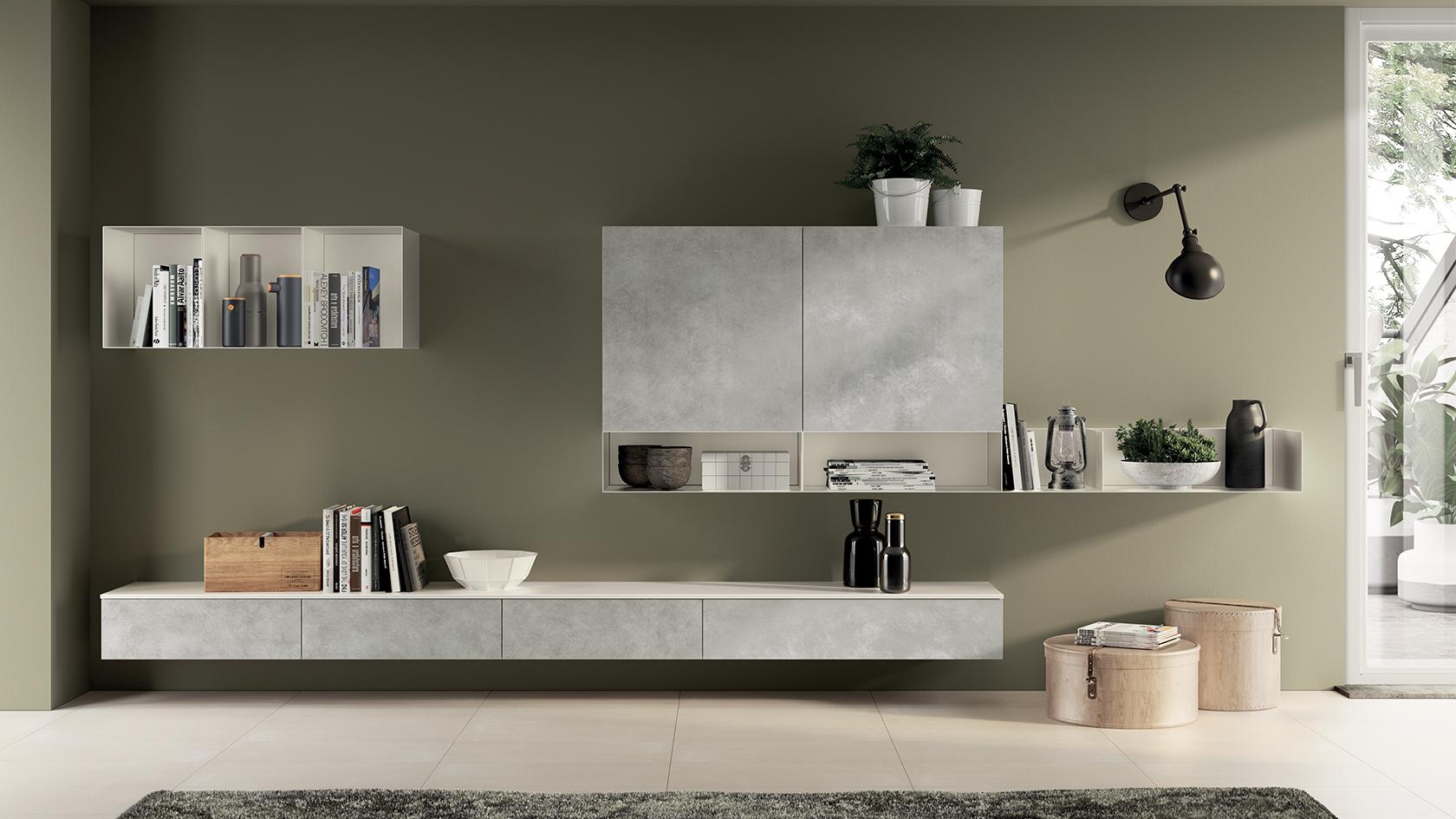 Beautiful Soggiorni Scavolini Gallery - Amazing Design Ideas 2018 ...