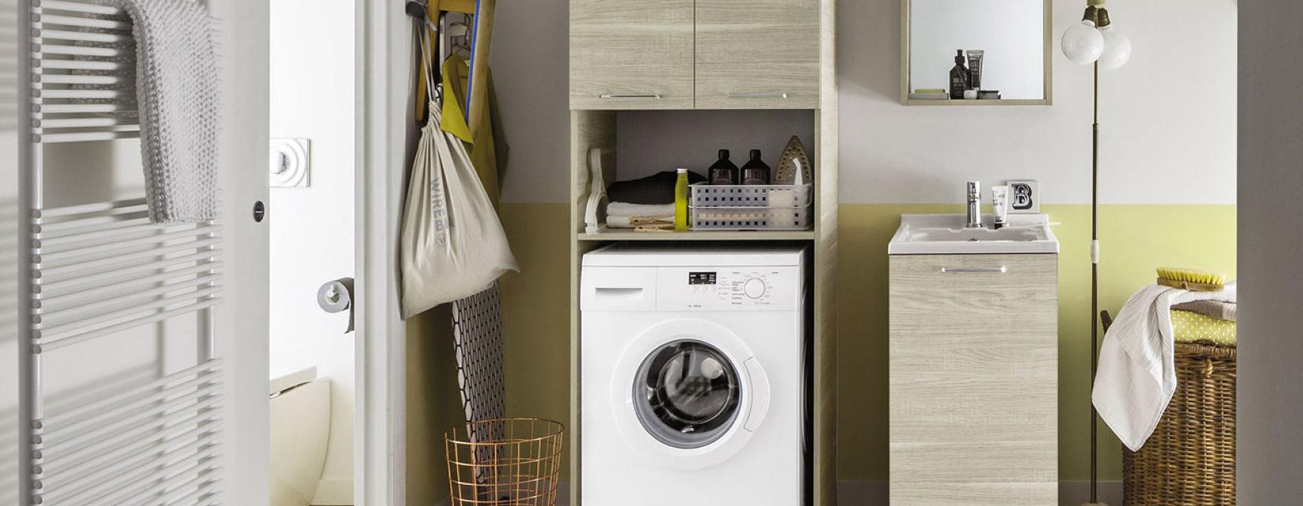 Awesome armadi per lavanderia photos - Mobili per lavanderia ...