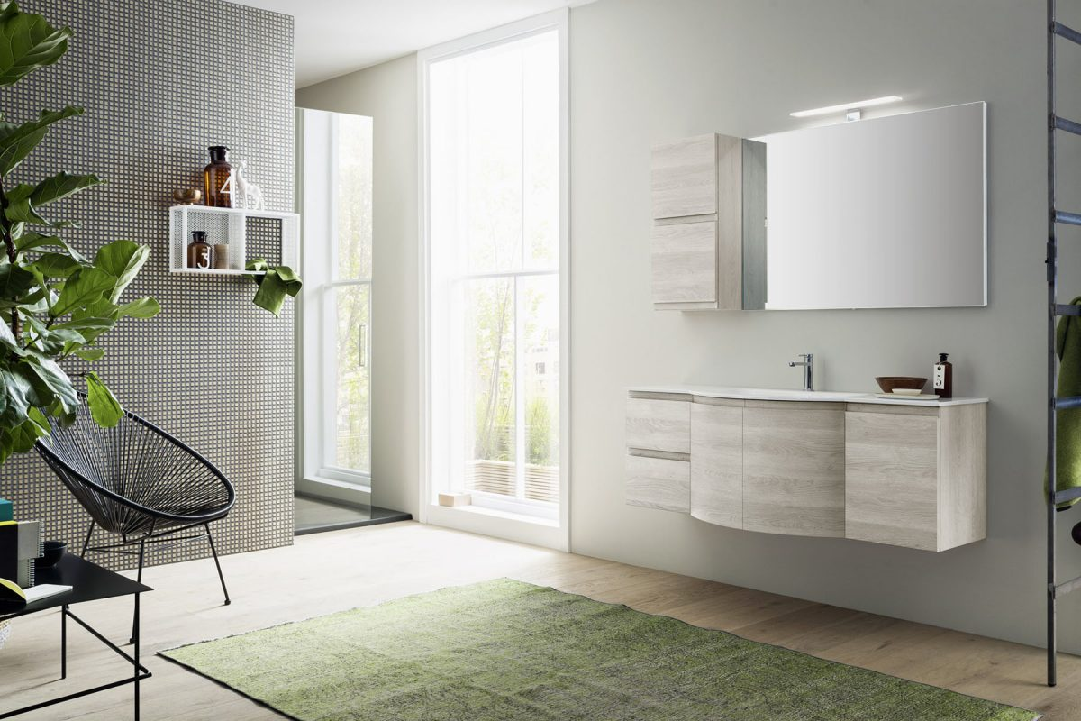 Bano fusion di arbi centro mobili godiasco salice terme for Mobili design italiano