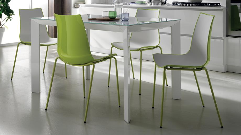 3d colour sedie scavolini centro mobili for Sedie design 3d