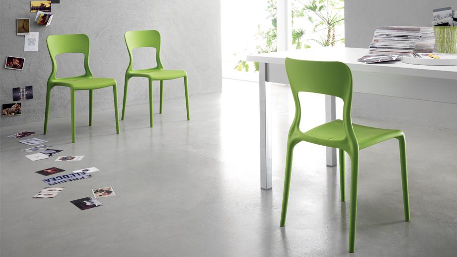 Twist sedie scavolini centro mobili for Sedie design twist