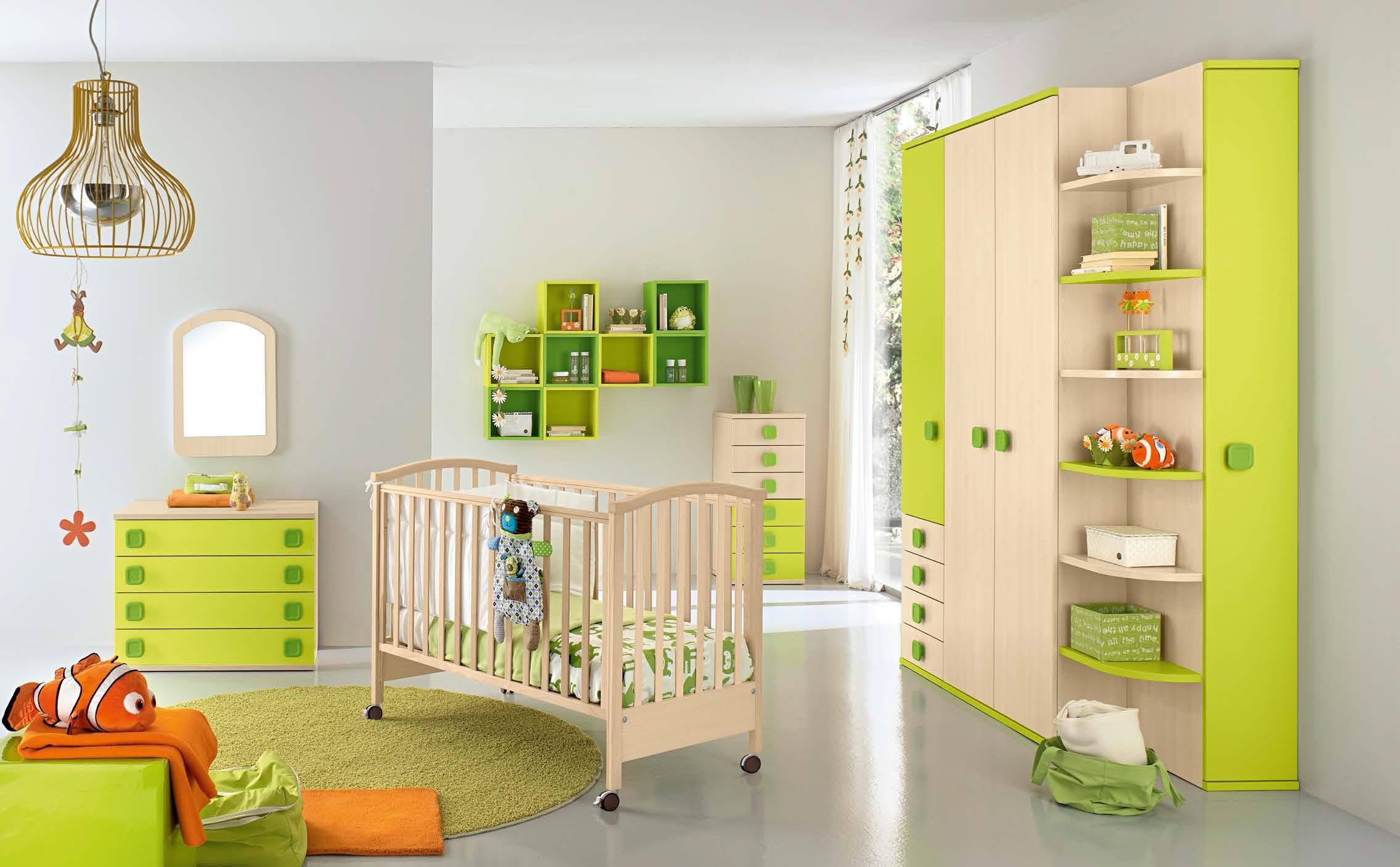 Basic colombini cameretta per bambini centro mobili - Catalogo colombini camerette ...
