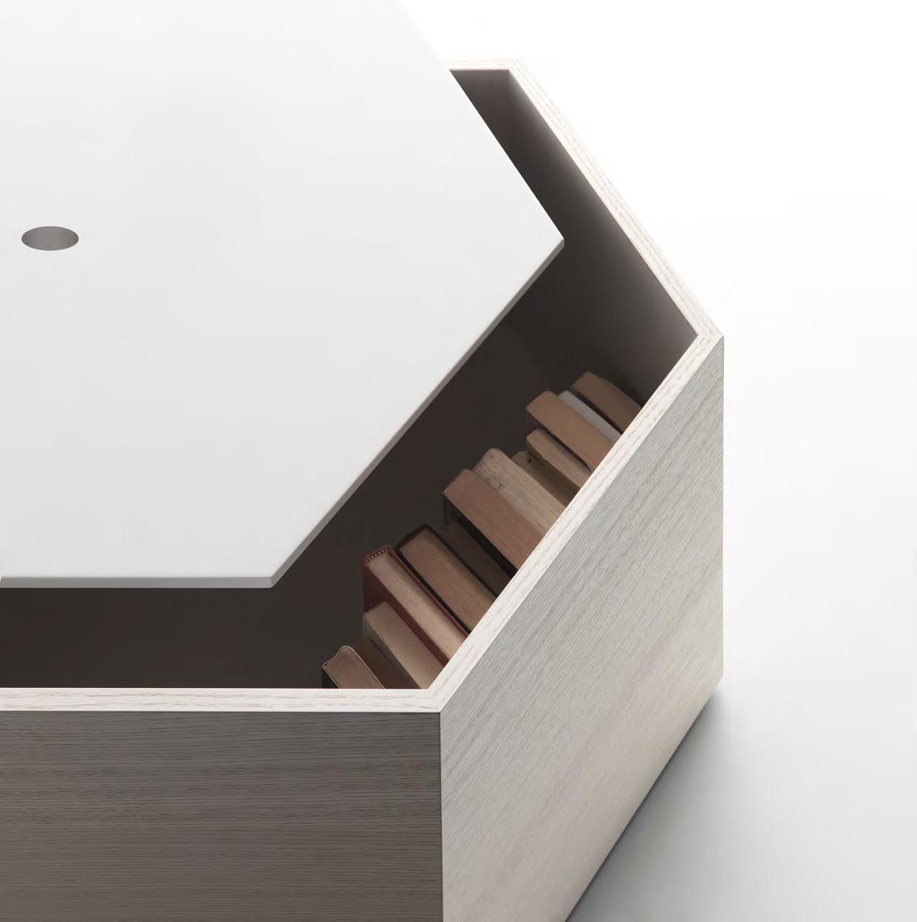 Honey porta oggetti flai centro mobili for Flai complementi d arredo