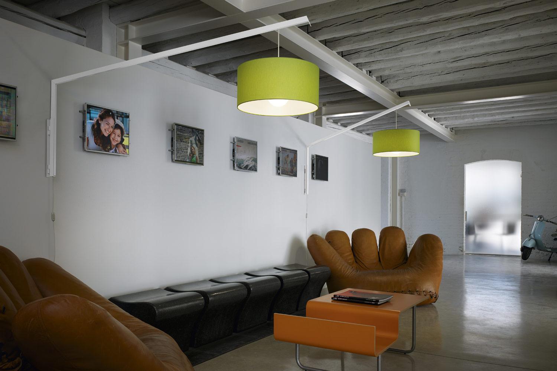 Applique con braccio mobile applique lampada led da parete