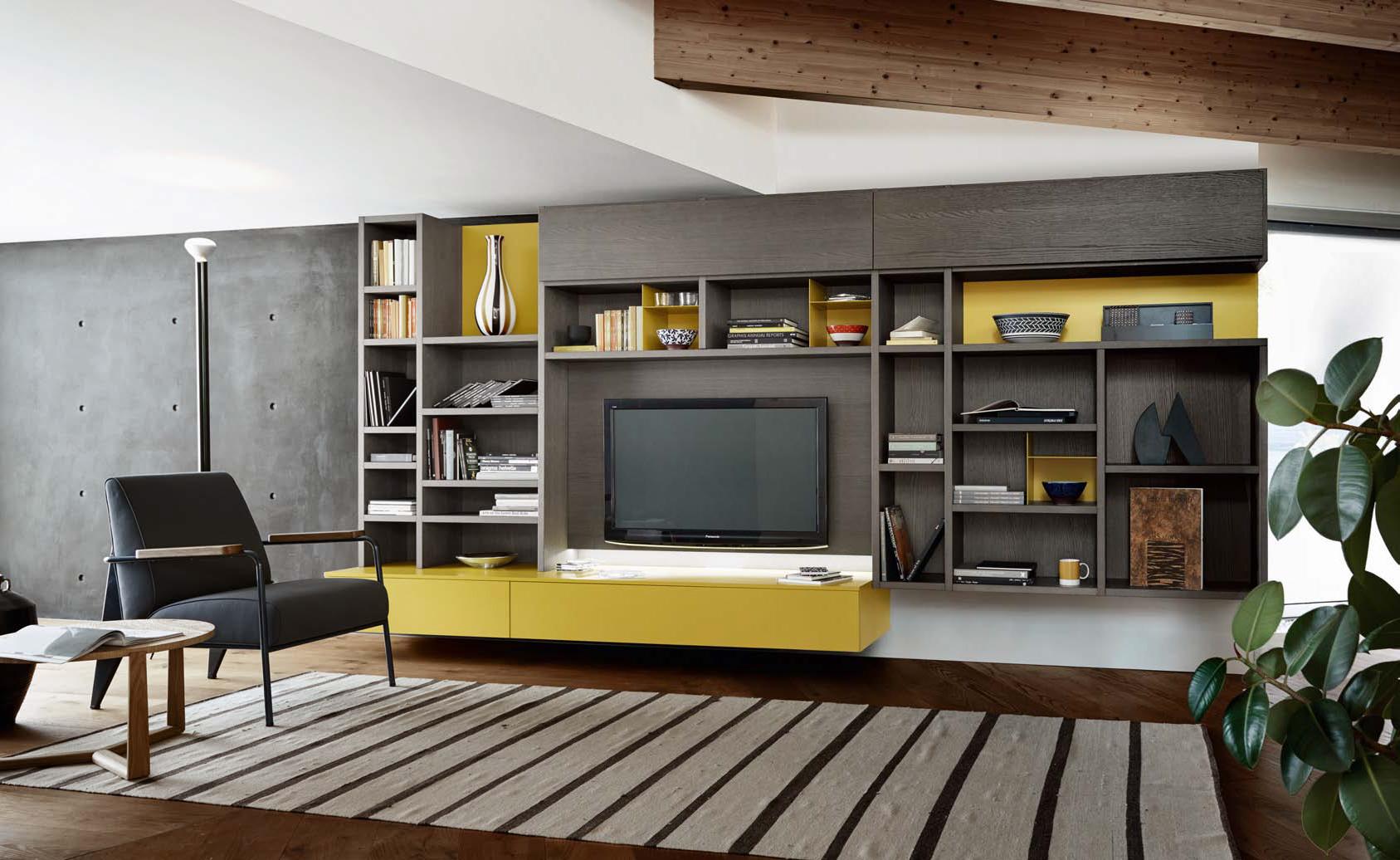 Modo libreria san giacomo centro mobili - Mobili san giacomo prezzi ...