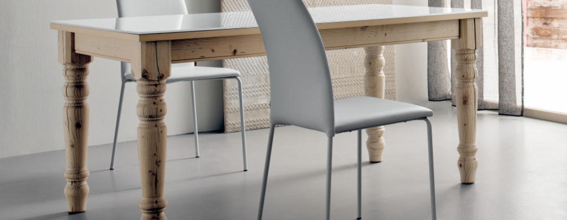 Classic tavolo sedit centro mobili - Centro italiano mobili ...