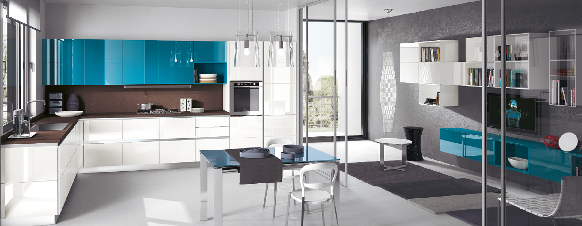Stunning Cucina Tetrix Scavolini Contemporary - Home Ideas - tyger.us
