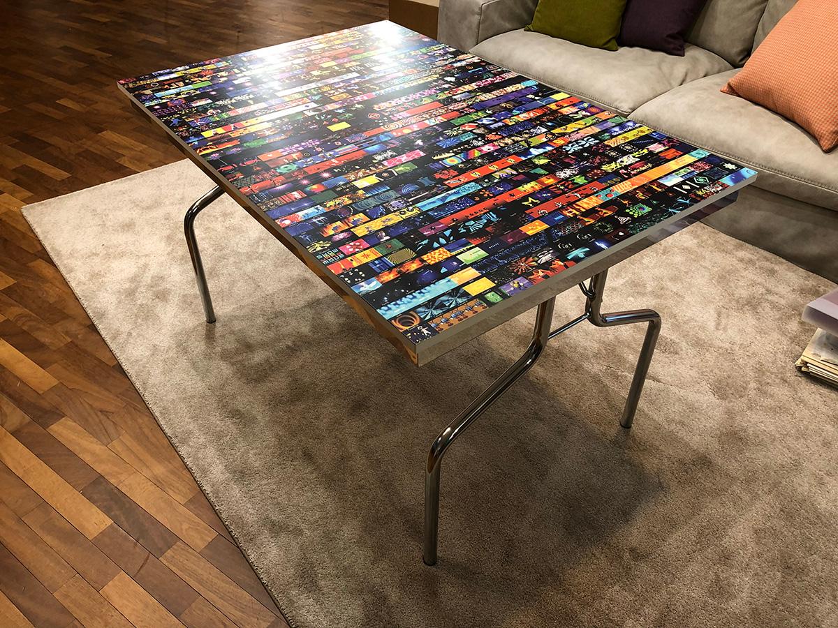 Unico tavolo-quadro