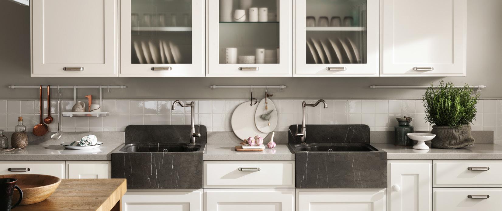 Favilla cucina scavolini centro mobili for Cucine lineari prezzi