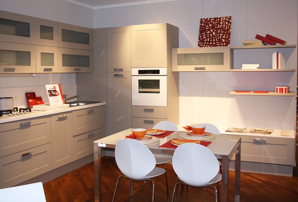 Scavolini Cucina Open