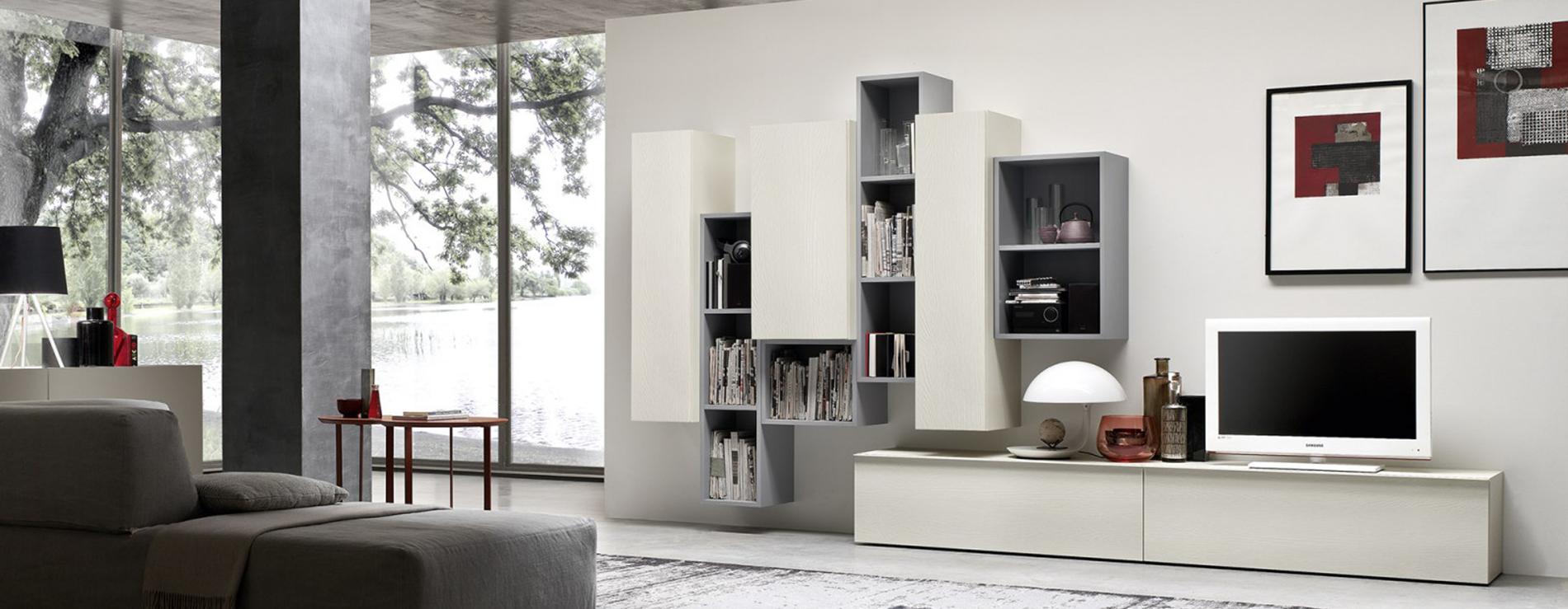 Composizione modulo 11 orme centro mobili - Centro italiano mobili ...