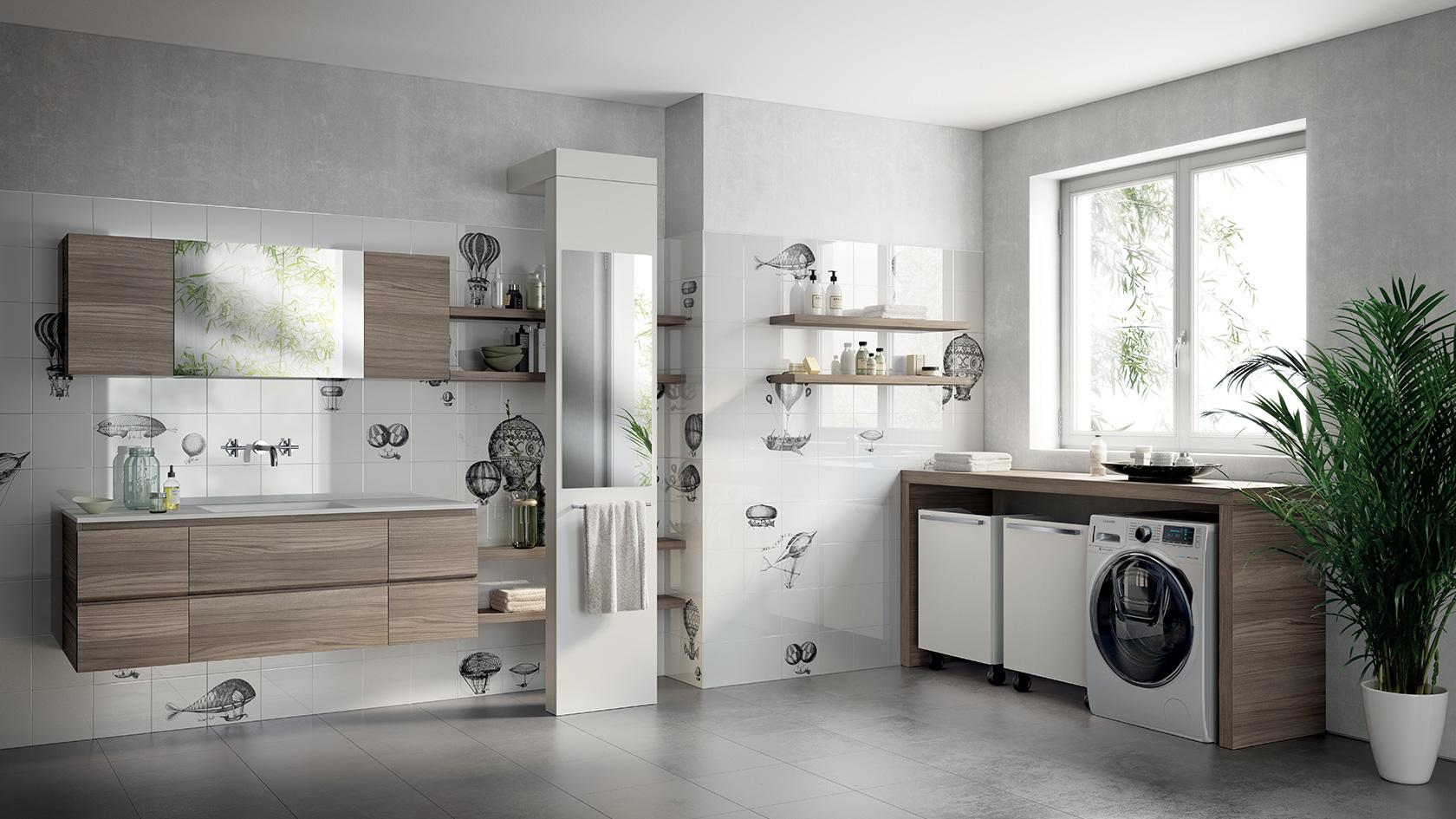 Laundry Space Scavolini - Centro Mobili