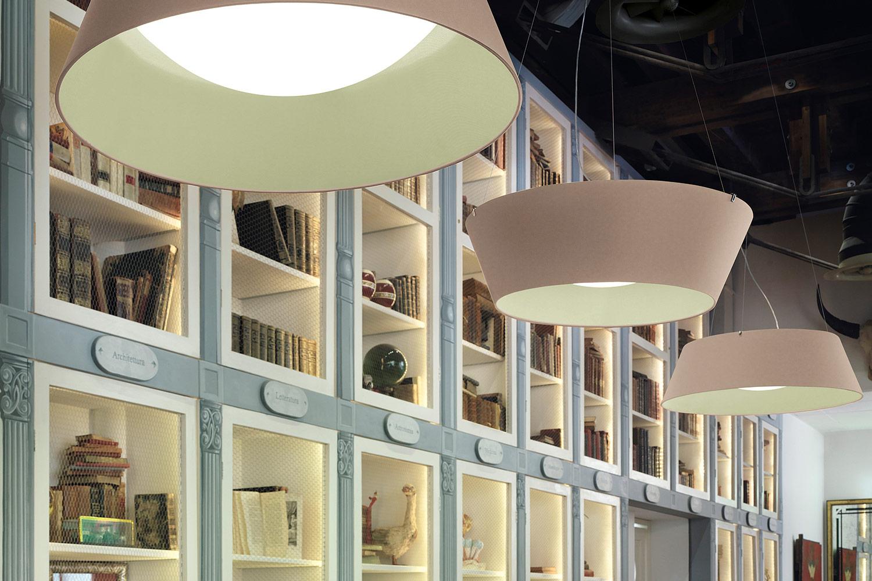 Lampada reverse modo luce centro mobili godiasco