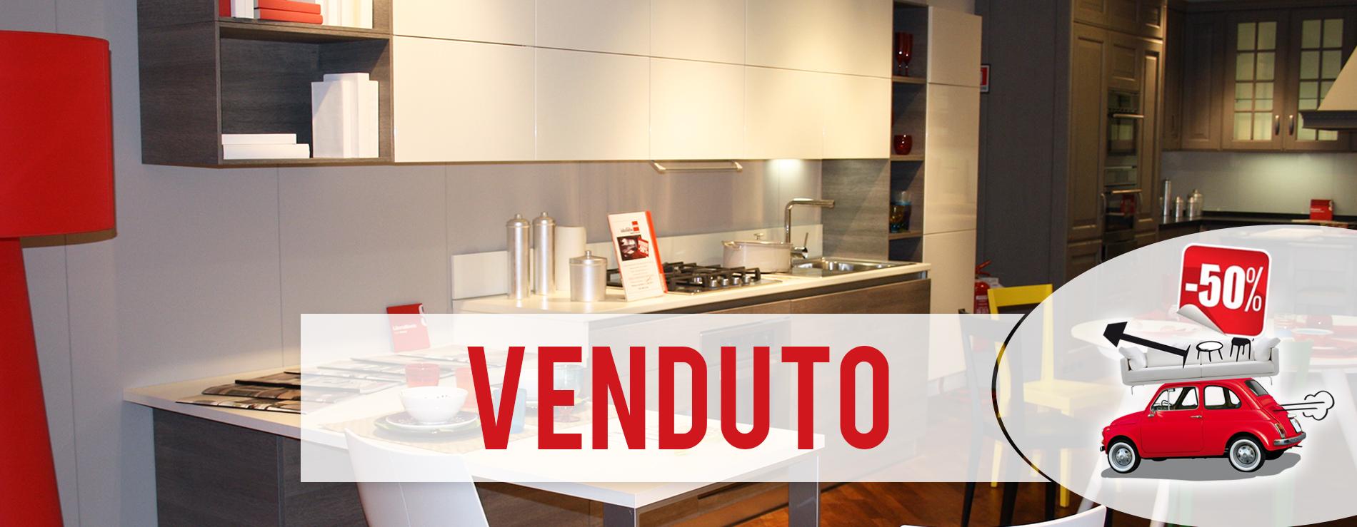 Cucina Liberamente Scavolini in rovere Humus al 50% - Centro Mobili