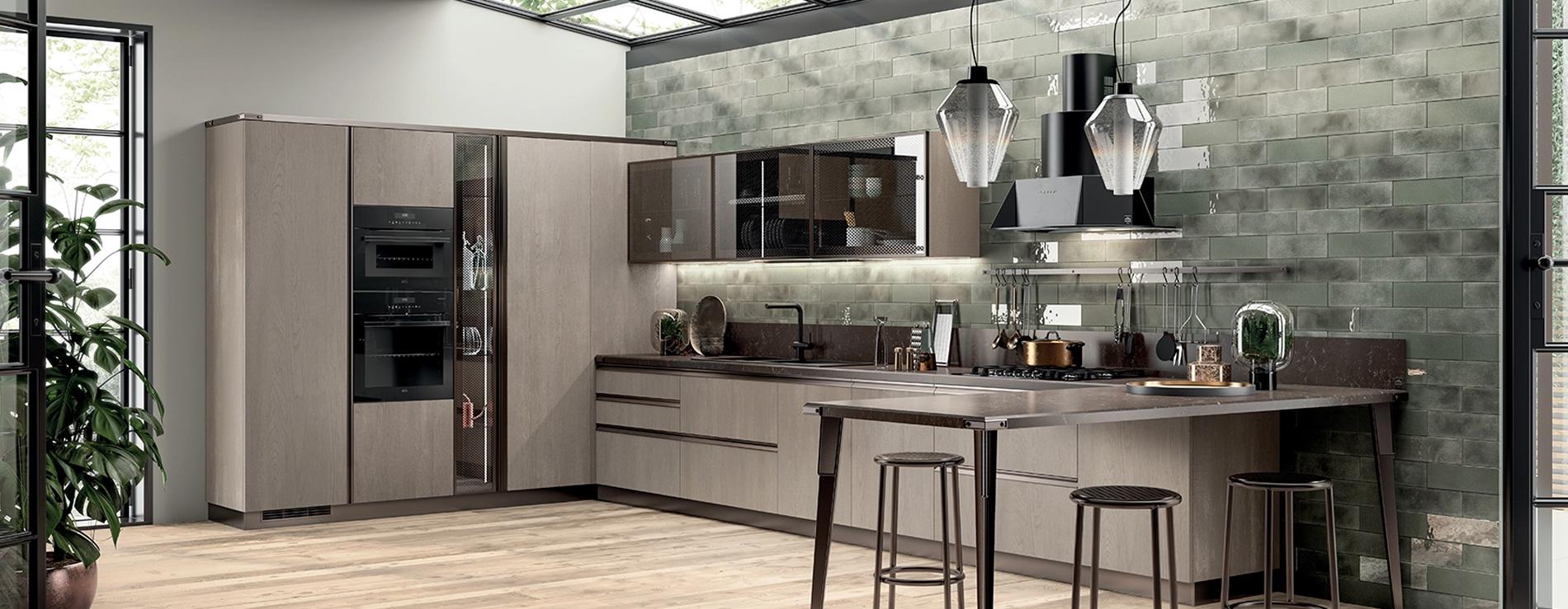 Cucina Diesel Open Workshop | Scavolini