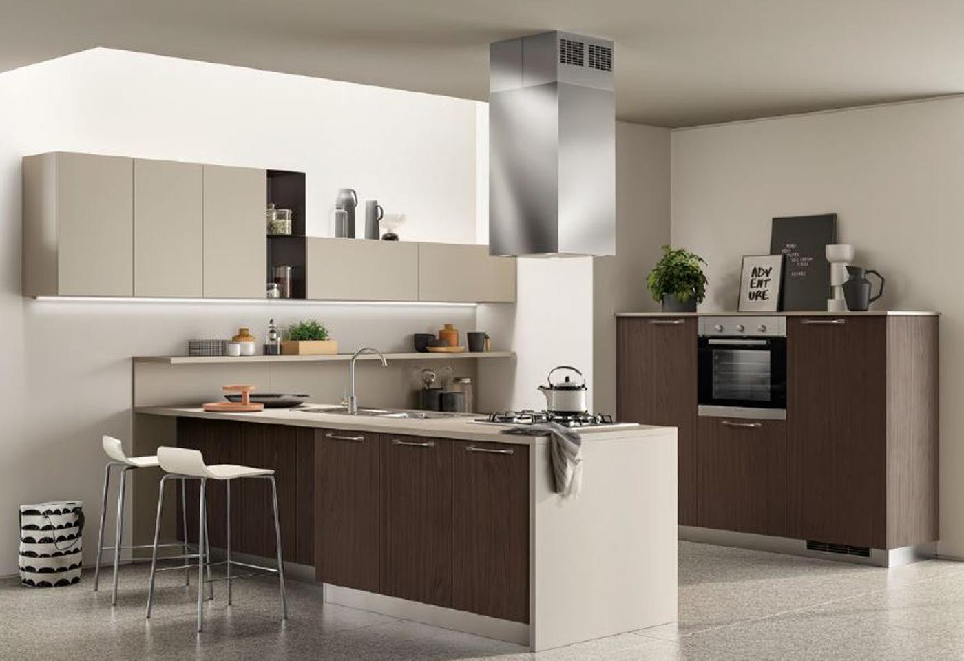 Cucina Sax Scavolini - Scopri tutte le composizioni | Centro Mobili