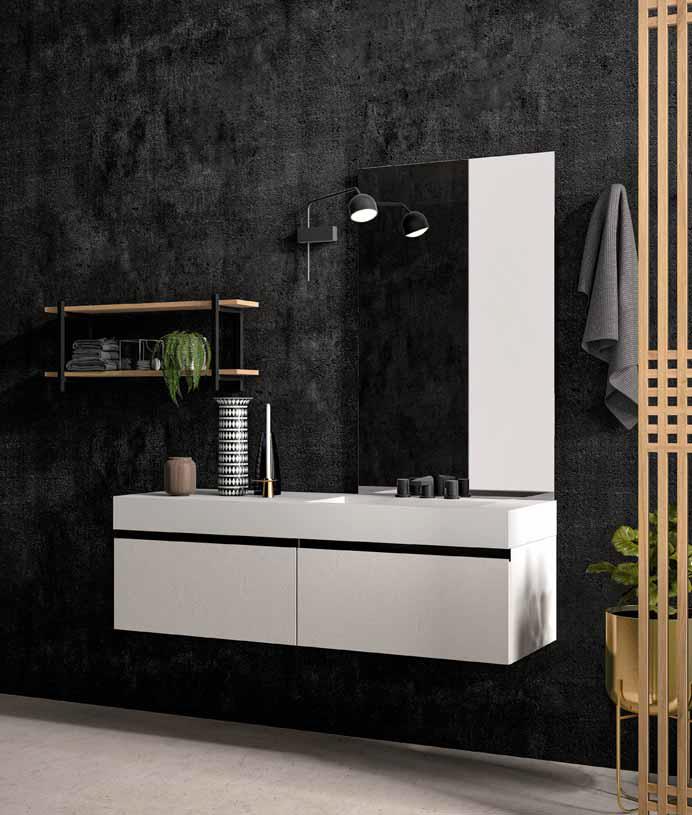 Arredo bagno mobili bagno centro mobili godiasco salice terme pv - Comporre un bagno ...