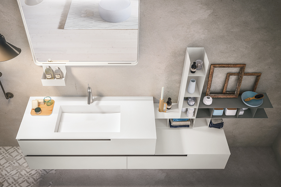 Arredo bagno mobili bagno centro mobili godiasco for Bagno urban