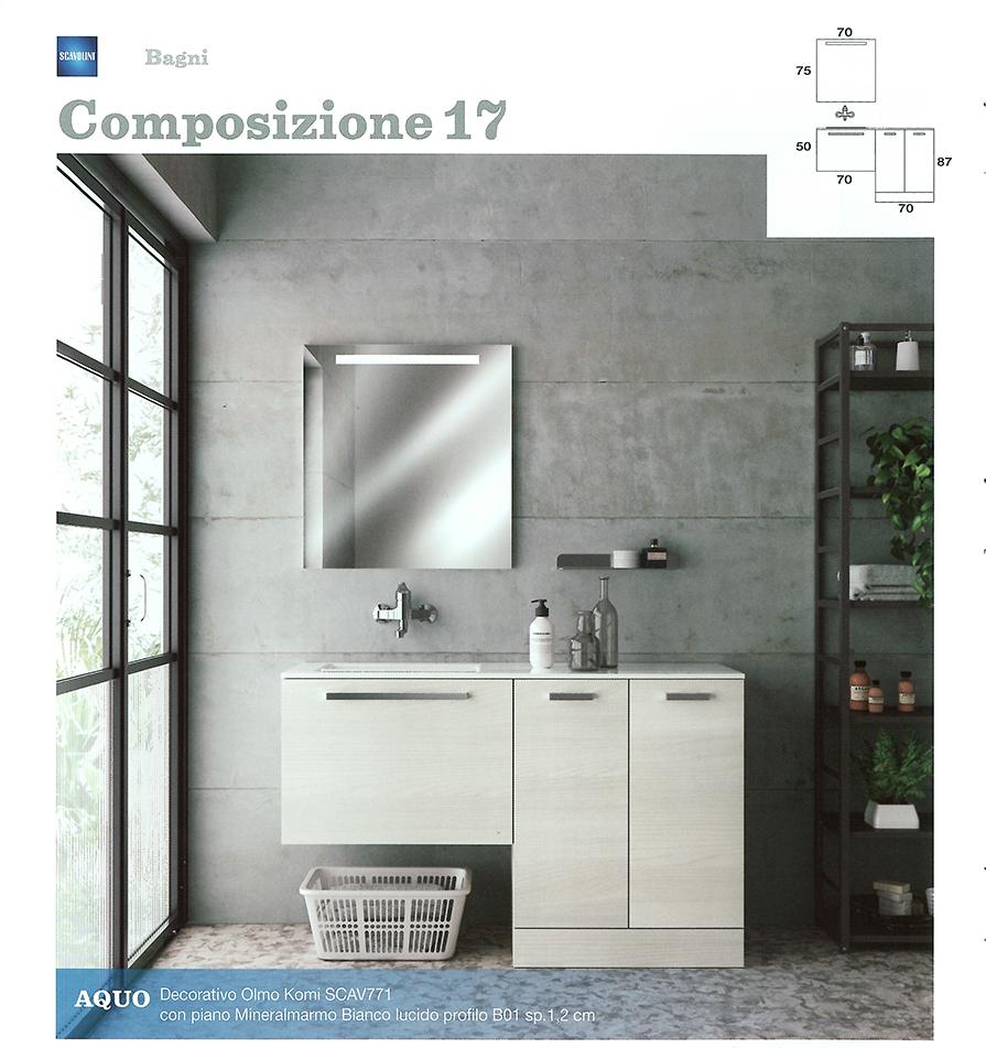 Mobili bagno per piccoli spazi cheap small bathroom for Arredo bagno piccoli spazi