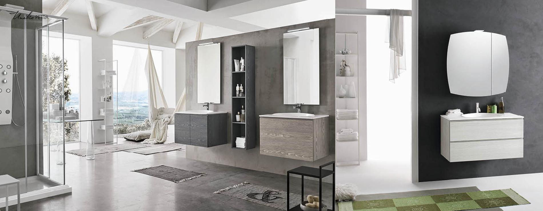 Uniko artesi centro mobili for Artesi arredo bagno