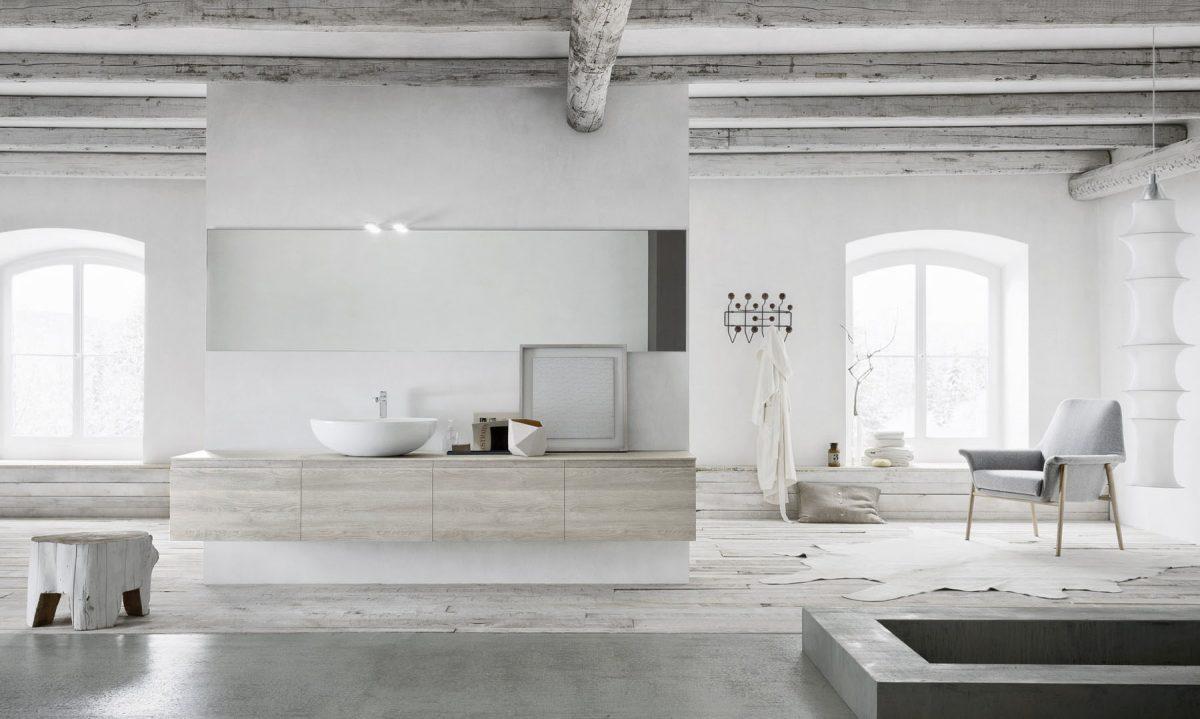 Bagno linfa di arbi centro mobili godiasco salice terme for Arredo bagno moderno