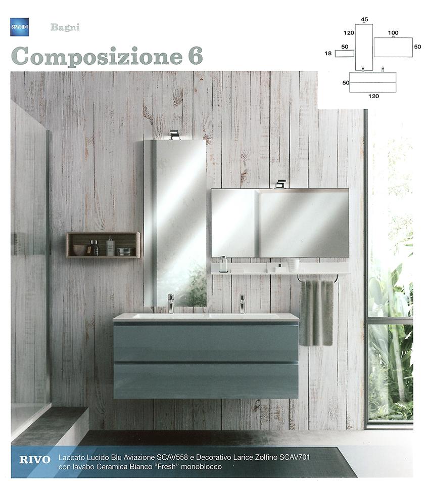 Bagni monoblocco Scavolini | Scavolini per piccolo bagno ...