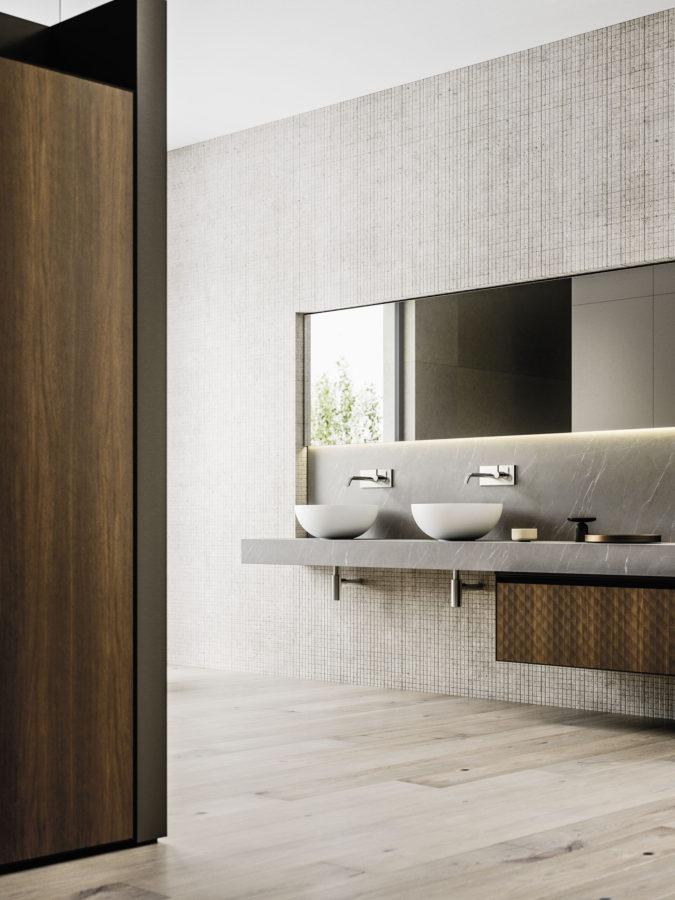 Bagno absolute arbi arredo bagno centro mobili for Centro convenienza arredo bagno