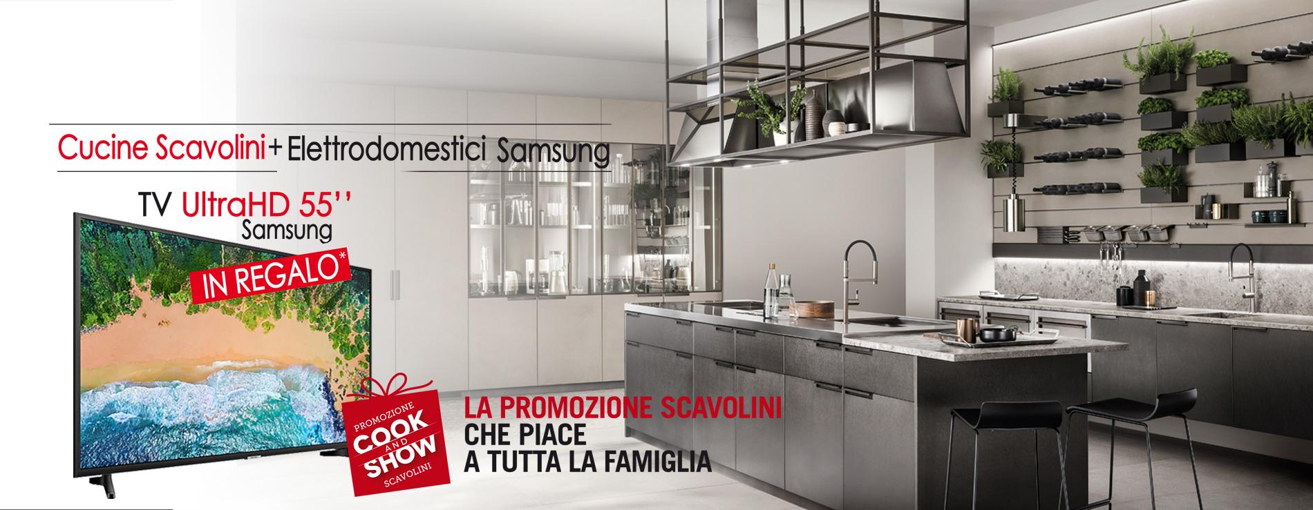 promozione Scavolini 2019