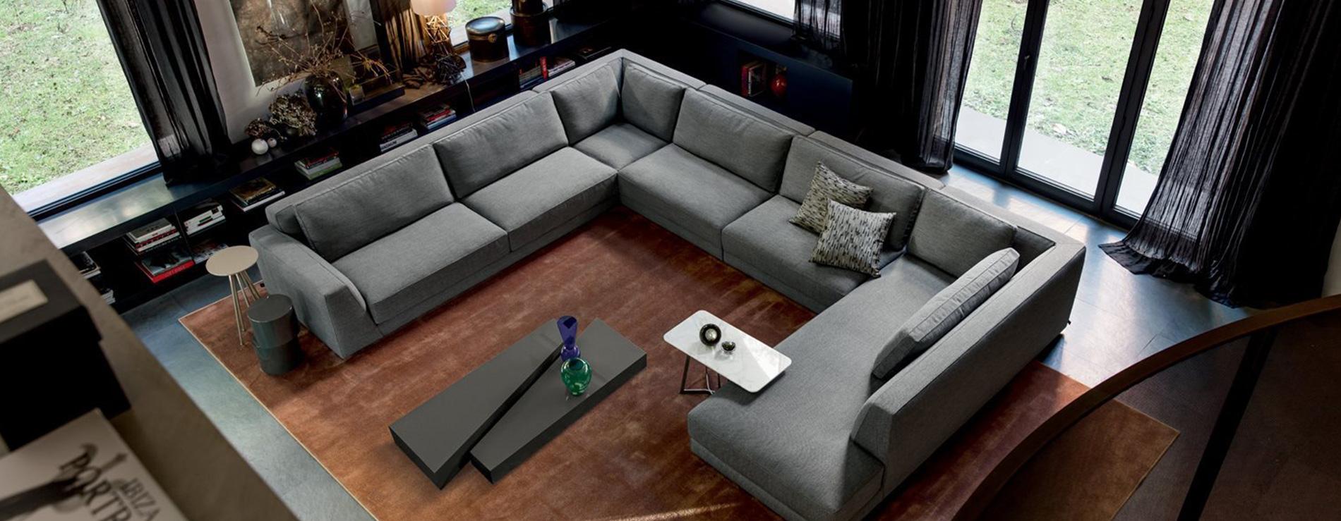 divano Dion di Alberta