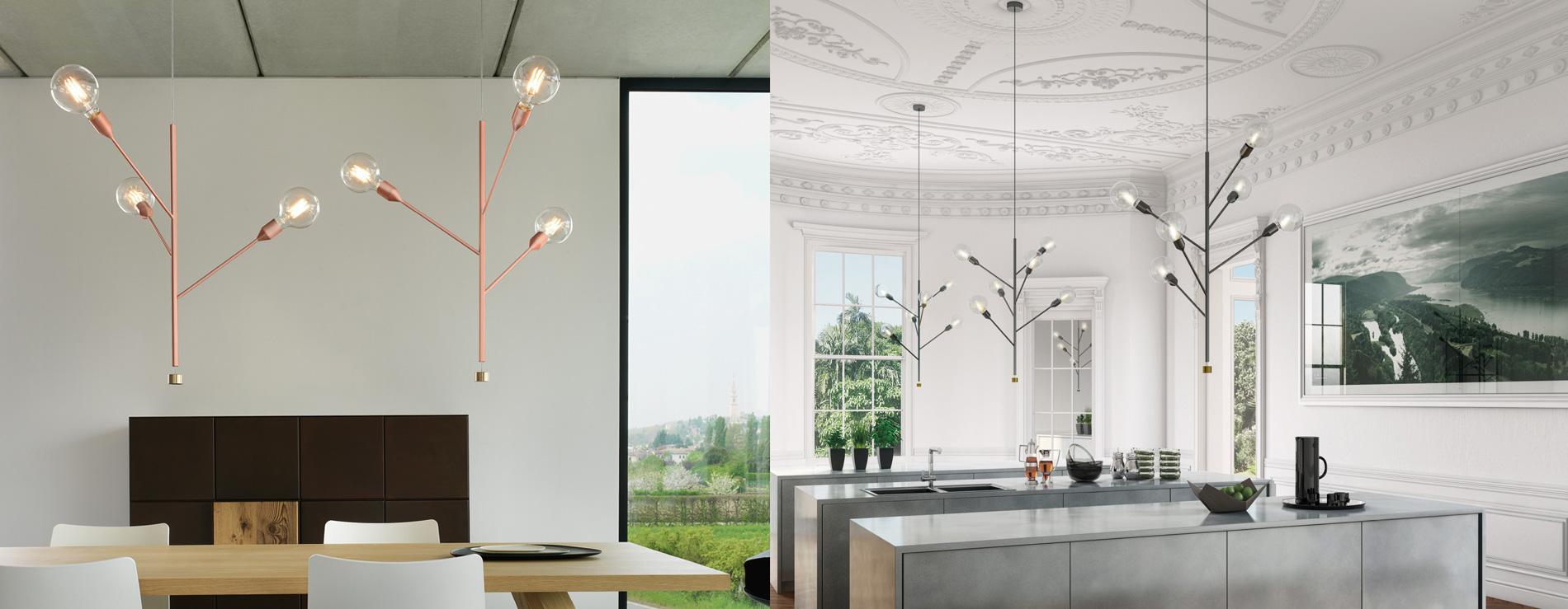 Lampada Baobab - Modo Luce