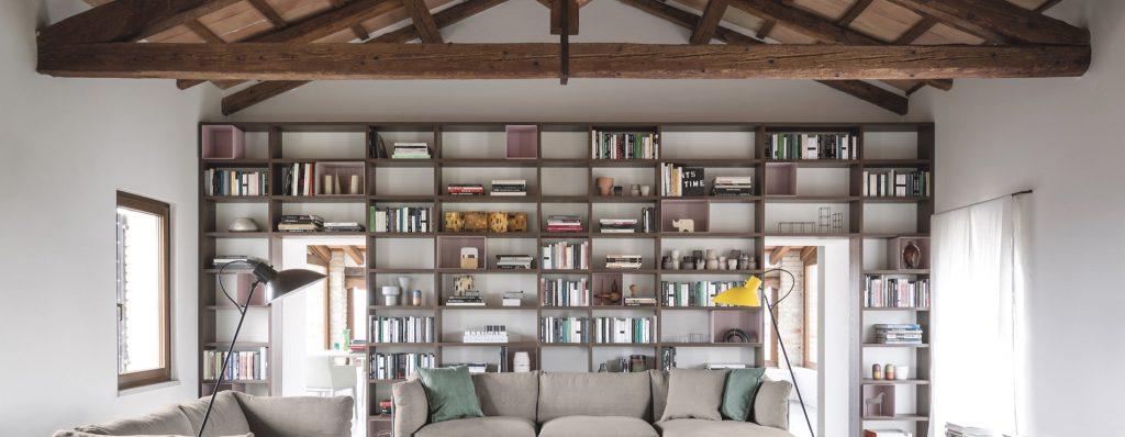 Libreria Wall | Novamobili
