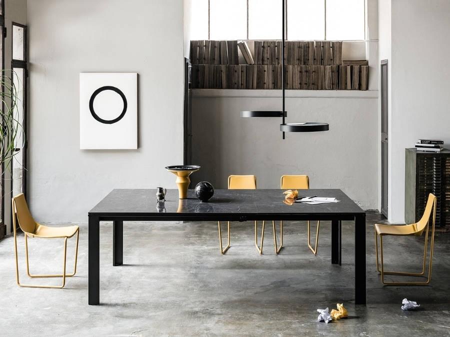 Marcopolo tavolo midj 1 centro mobili for Centro italiano mobili