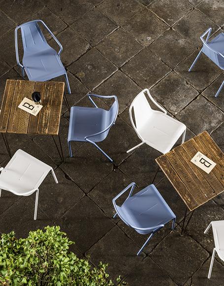 tavoli e sedie per locali
