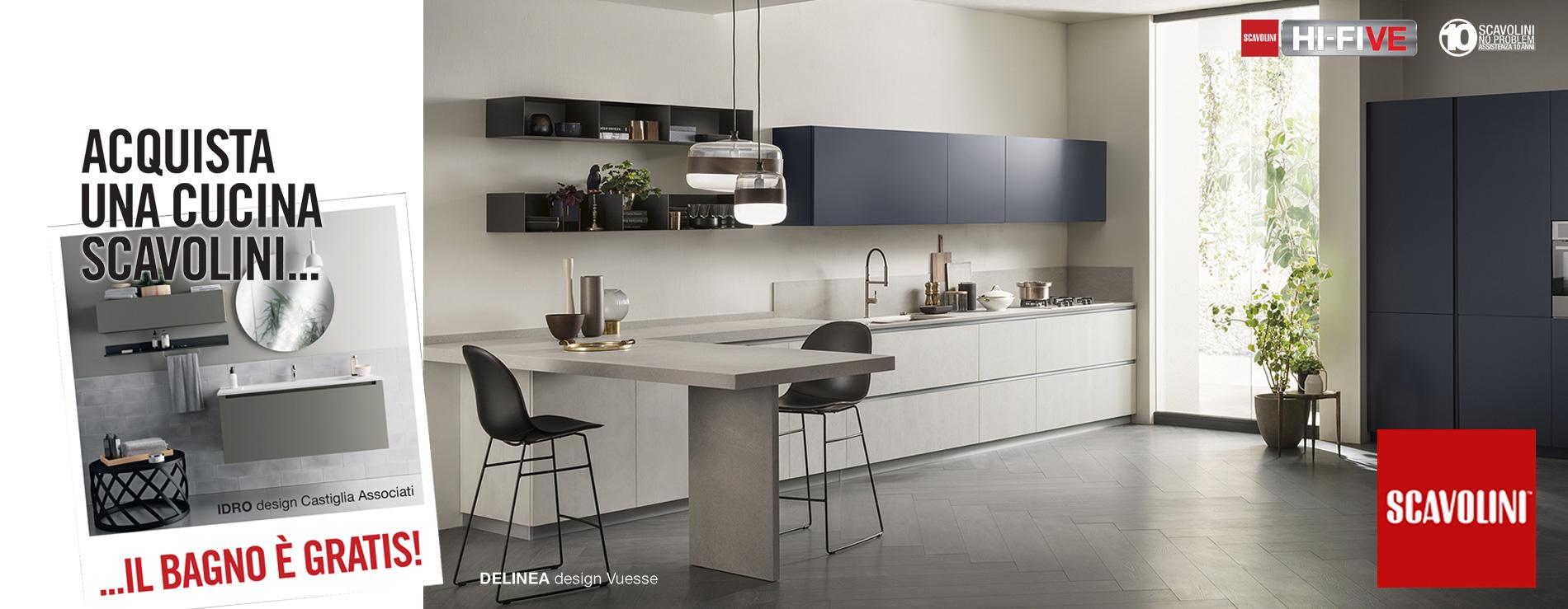 3D-Colour - Sedie - Scavolini - Centro Mobili