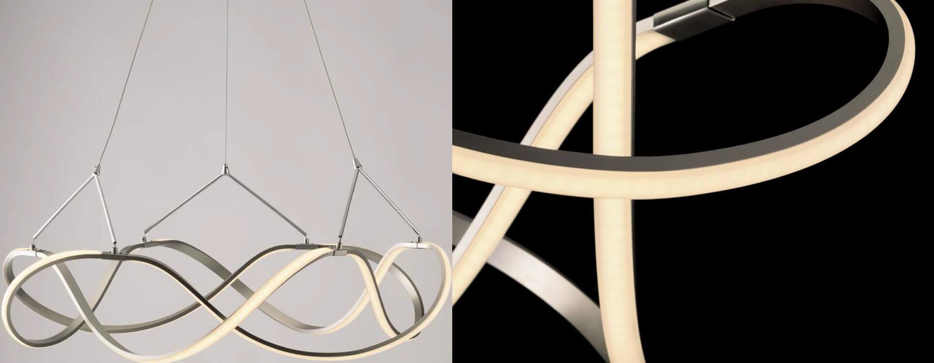 lampada Flight di Luce Design