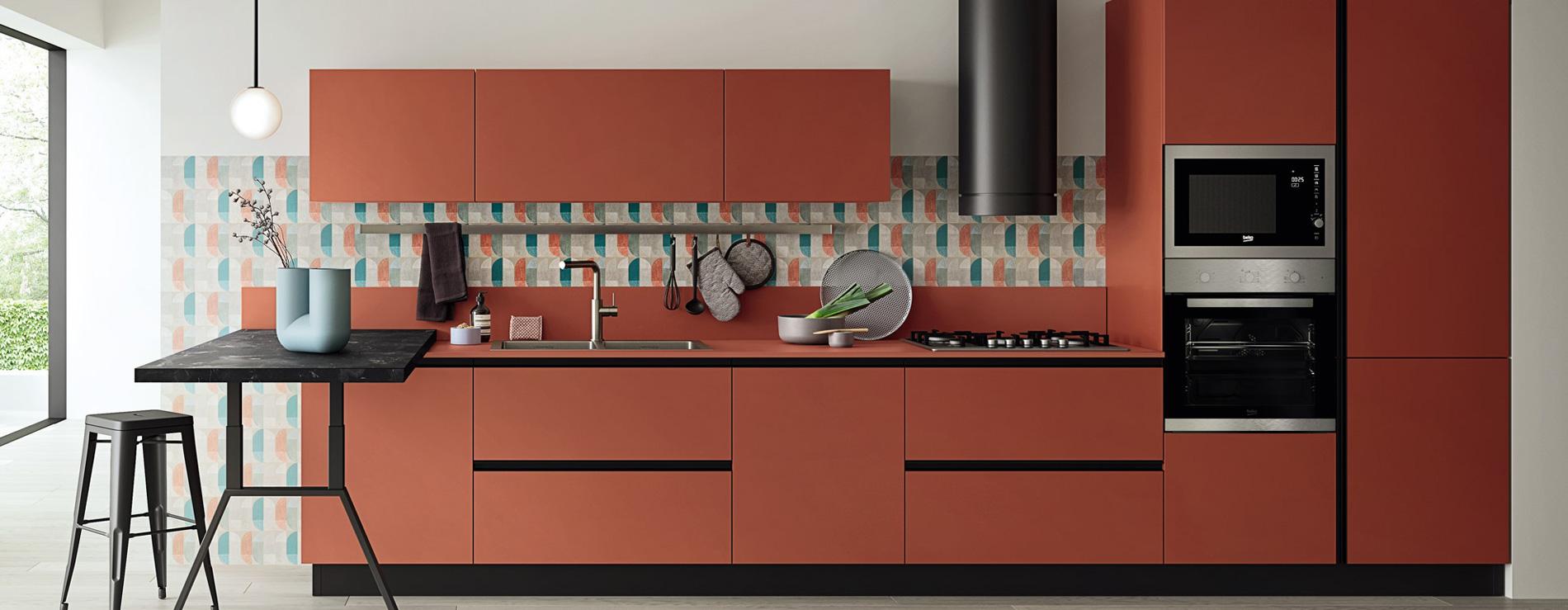 Cucina colore Matt | AR-DUE