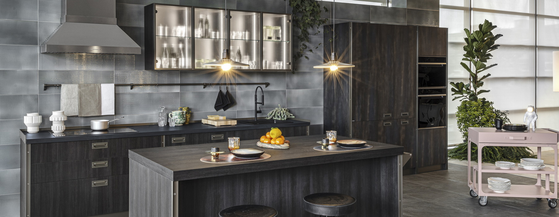 Cucina Diesel Get Together | Scavolini
