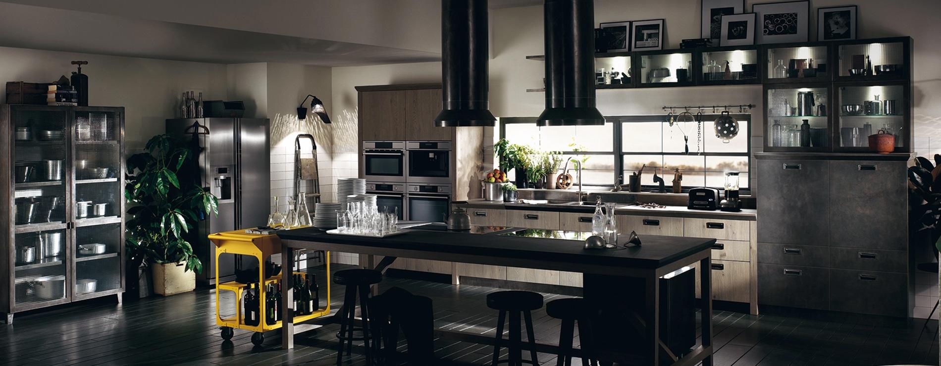 Diesel Social Kitchen | Scavolini