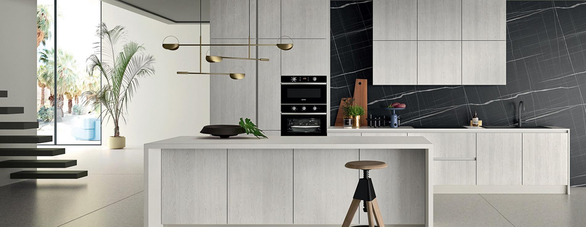 Cucina effetto legno | AR-DUE